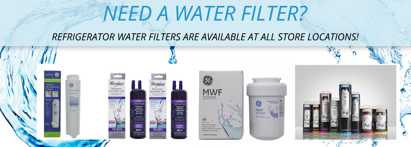 Need a Water Filter?